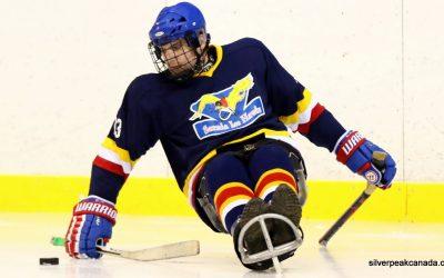 Sarnia Ice Hawks Sledge Hockey 2016