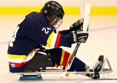 Sarnia Ice Hawks Sledge Hockey Sarnia Hockey Clearwater Arena SilverPeak Studios of Canada (5)
