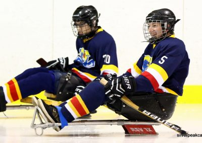 Sarnia Ice Hawks Sledge Hockey Sarnia Hockey Clearwater Arena SilverPeak Studios of Canada (7)