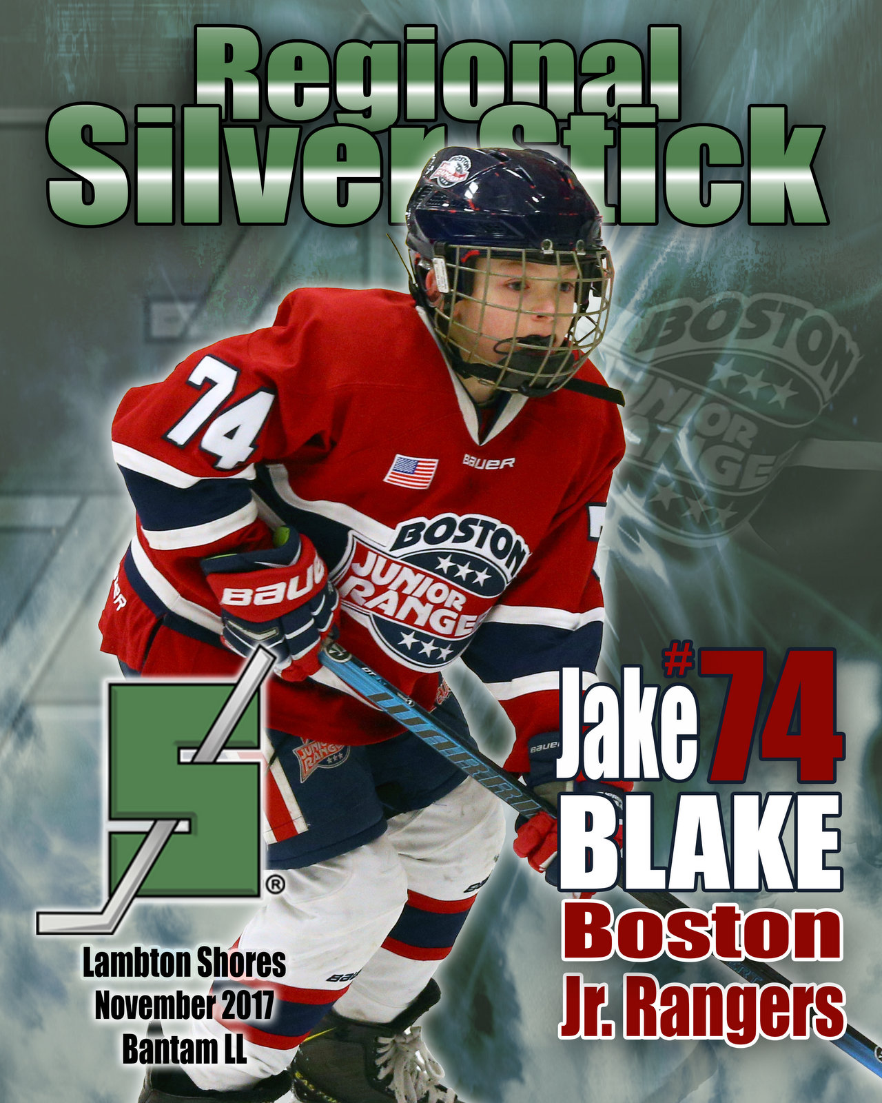 SilverPeak Studios Commemorative Poster Samples Action Sports Hockey Photography (14)