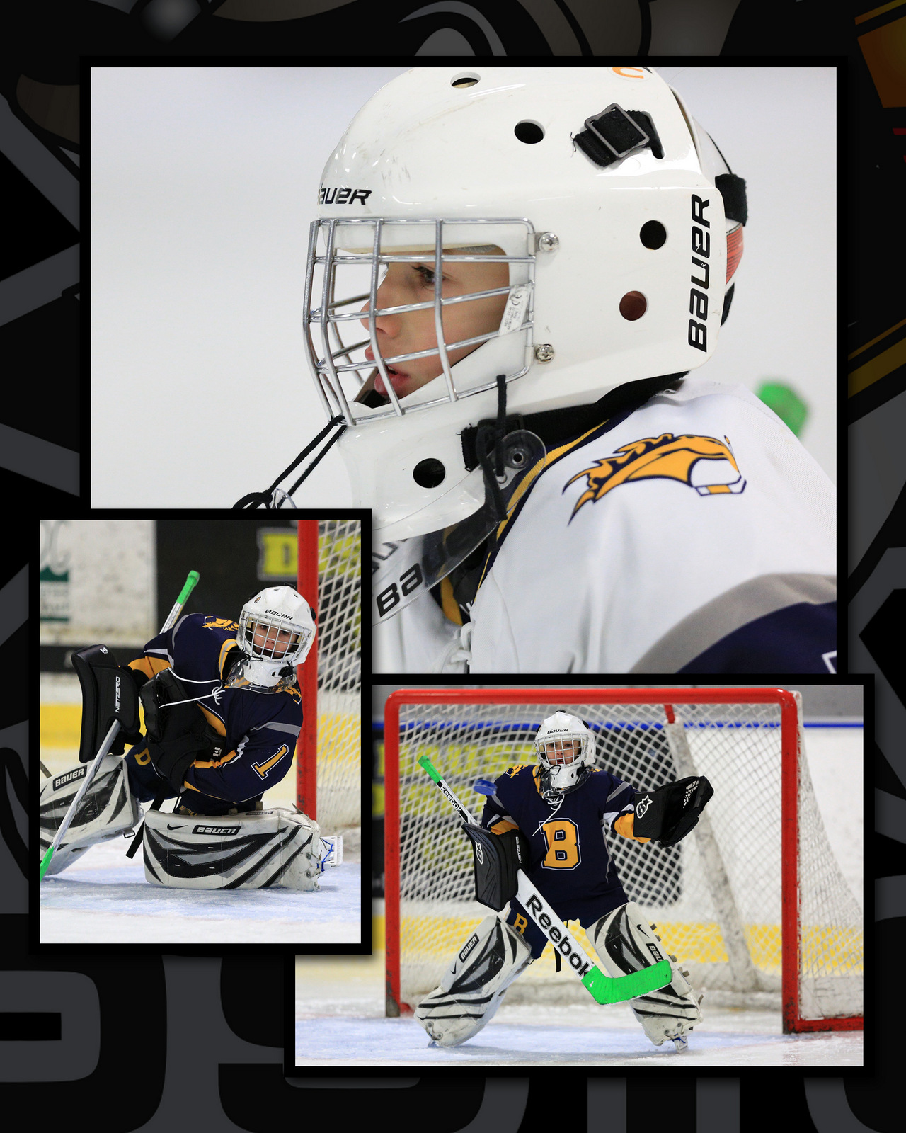 SilverPeak Studios Commemorative Poster Samples Action Sports Hockey Photography (17)