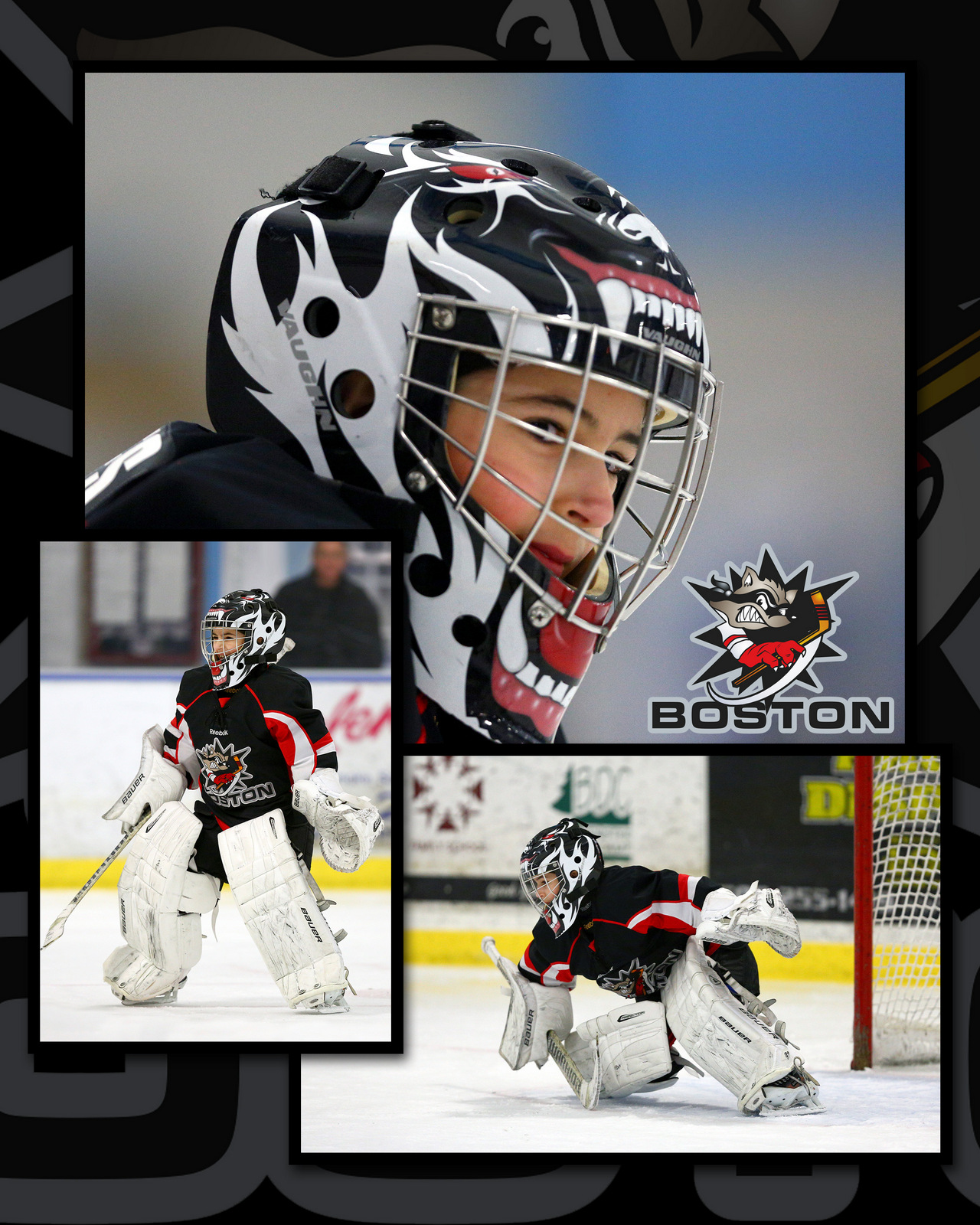 SilverPeak Studios Commemorative Poster Samples Action Sports Hockey Photography (6)