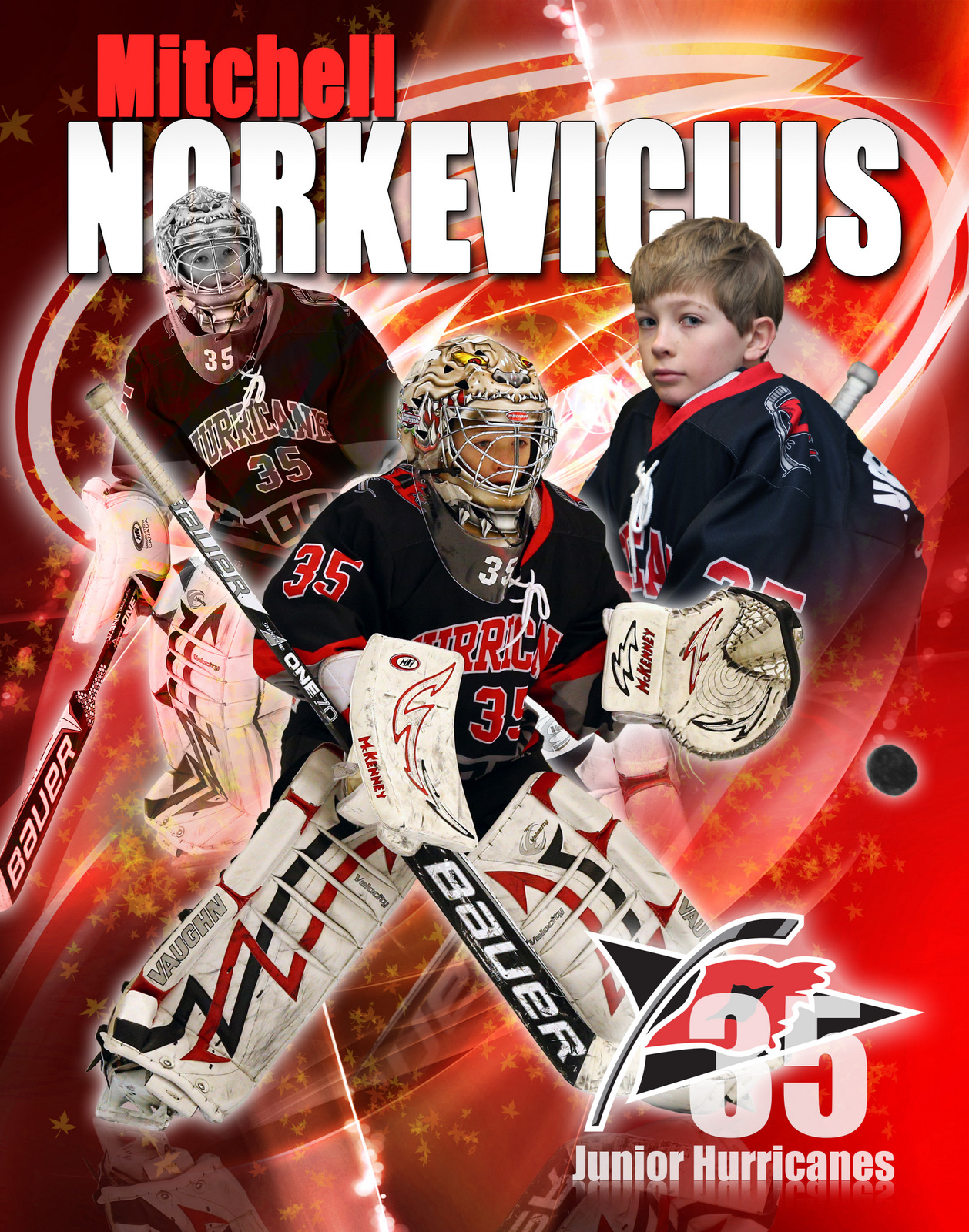 SilverPeak Studios Commemorative Poster Samples Action Sports Hockey Photography (7)