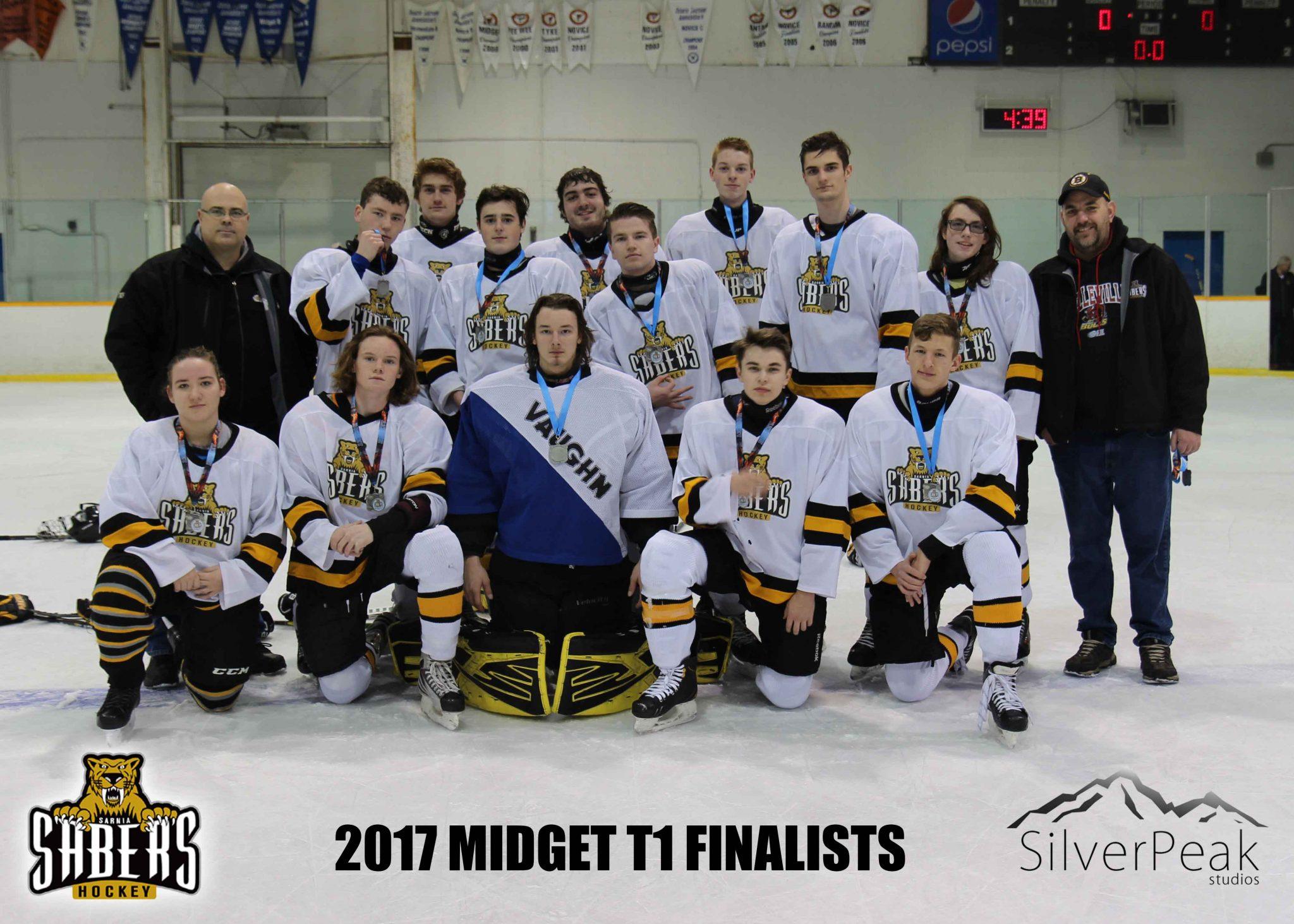 _Midget Tier 1 Team White Finalists