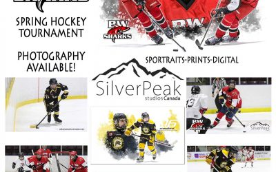 2018 Sharks Spring Hockey Tournament
