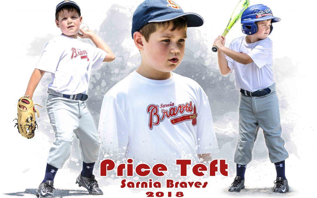 Sarnia Braves Baseball – Summer 2018