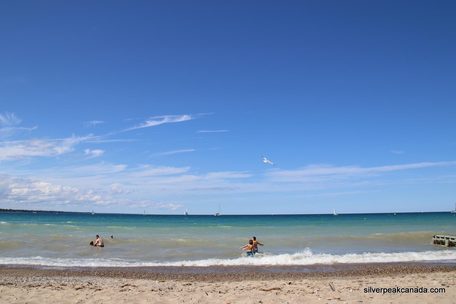 Canatara Beach Sarnia Ontario