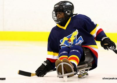 Sarnia Ice Hawks Sledge Hockey Sarnia Hockey Clearwater Arena SilverPeak Studios of Canada (1)