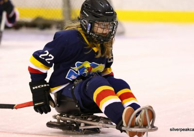 Sarnia Ice Hawks Sledge Hockey Sarnia Hockey Clearwater Arena SilverPeak Studios of Canada (3)