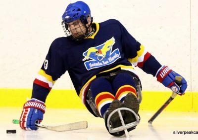 Sarnia Ice Hawks Sledge Hockey Sarnia Hockey Clearwater Arena SilverPeak Studios of Canada (4)