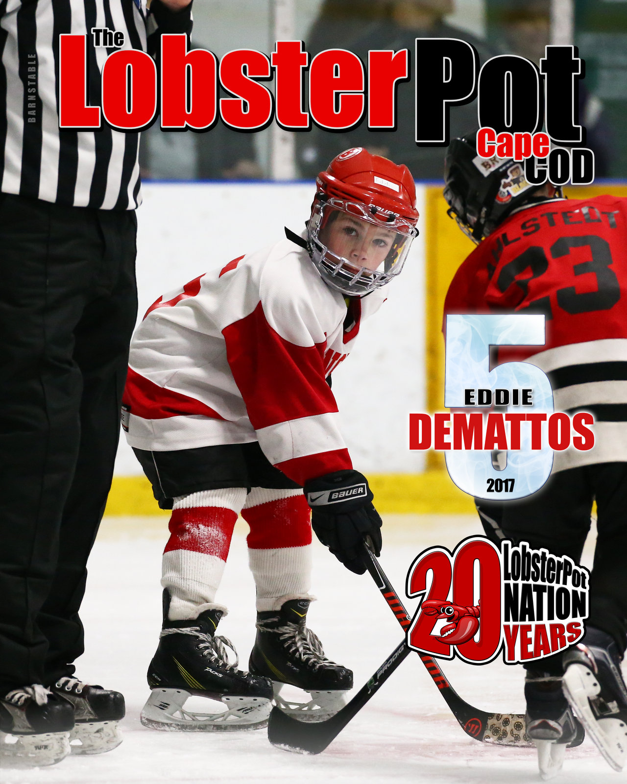SilverPeak Studios Commemorative Poster Samples Action Sports Hockey Photography (2)