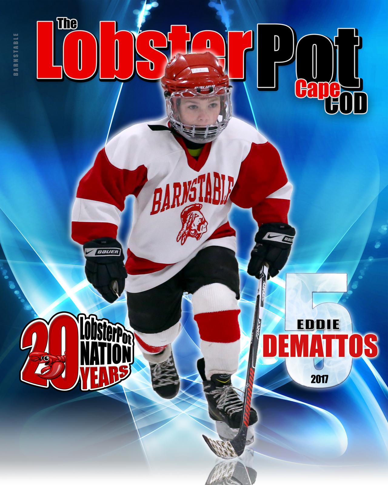 SilverPeak Studios Commemorative Poster Samples Action Sports Hockey Photography (3)