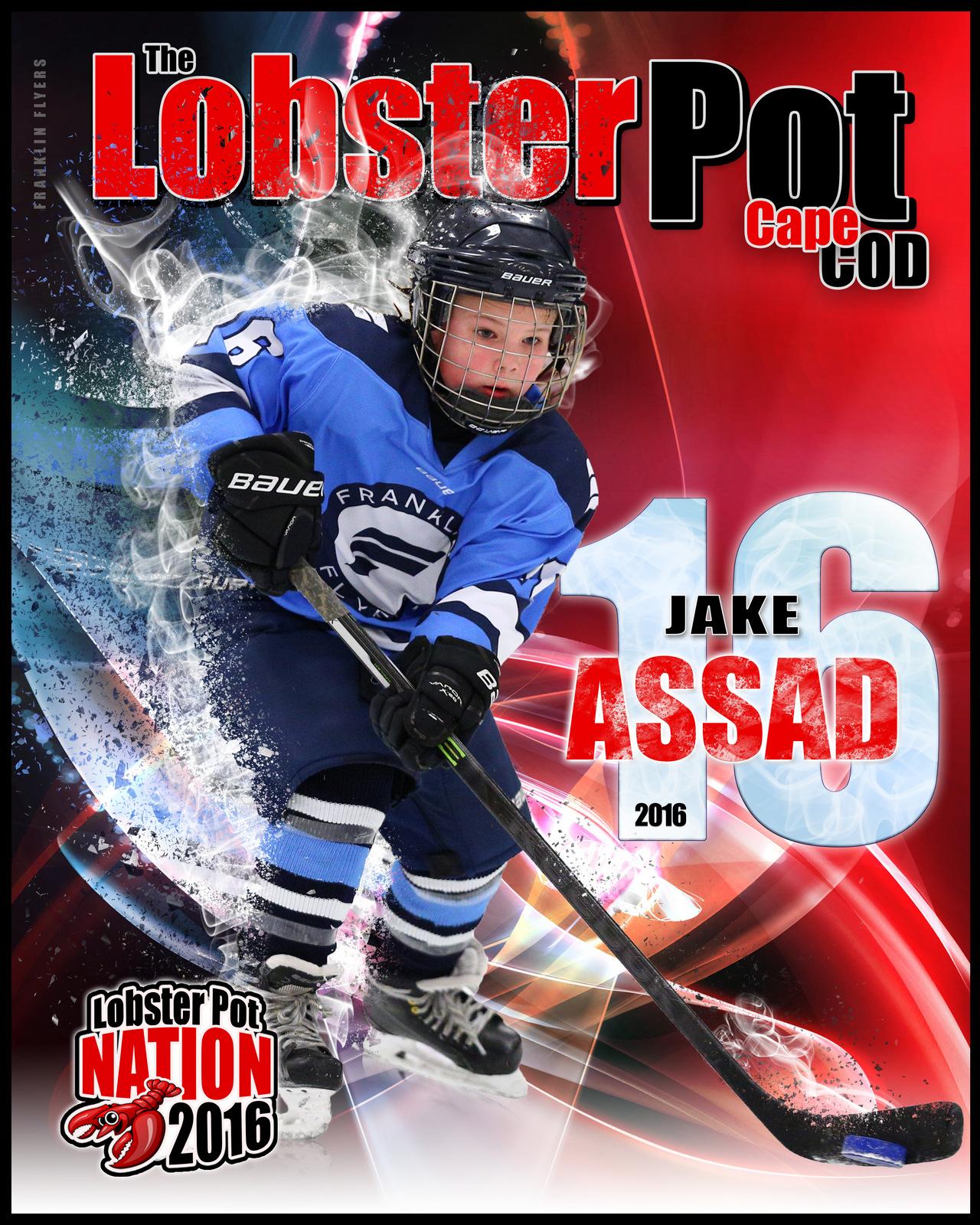 SilverPeak Studios Commemorative Poster Samples Action Sports Hockey Photography (8)