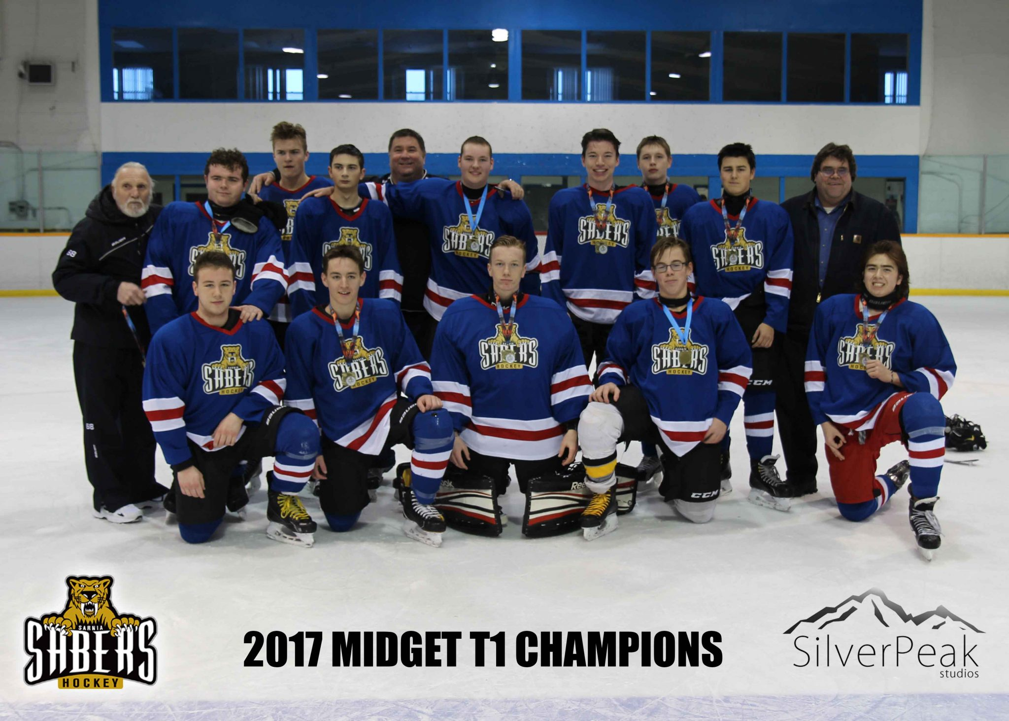 _Midget Tier 1 Team Blue Champions
