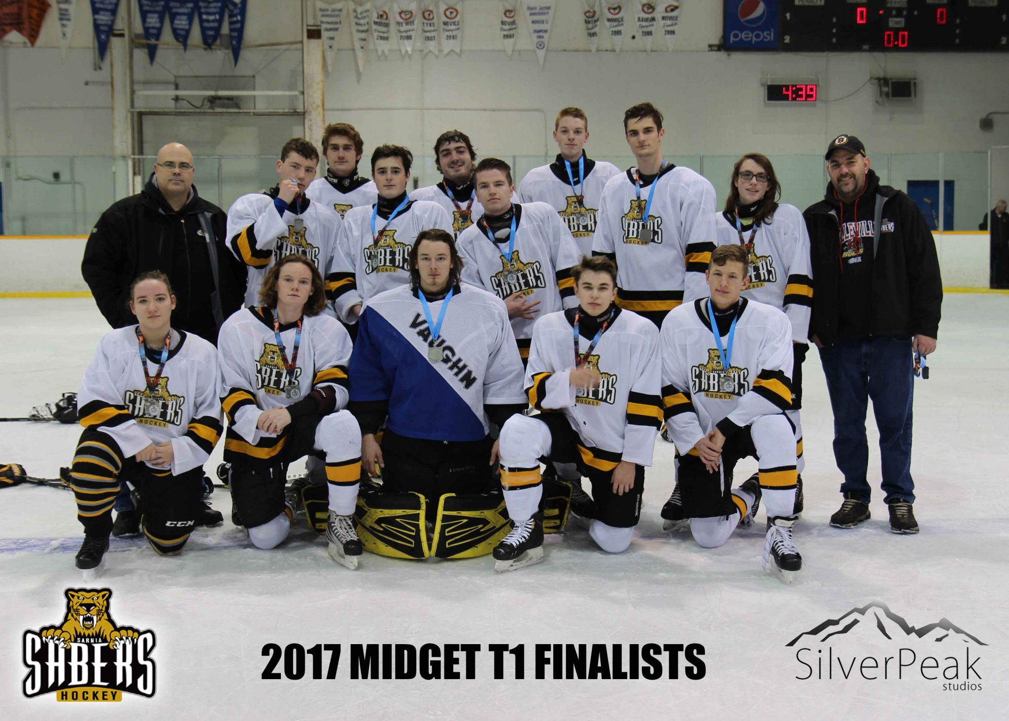 _Midget Tier 1 Team White Finalists