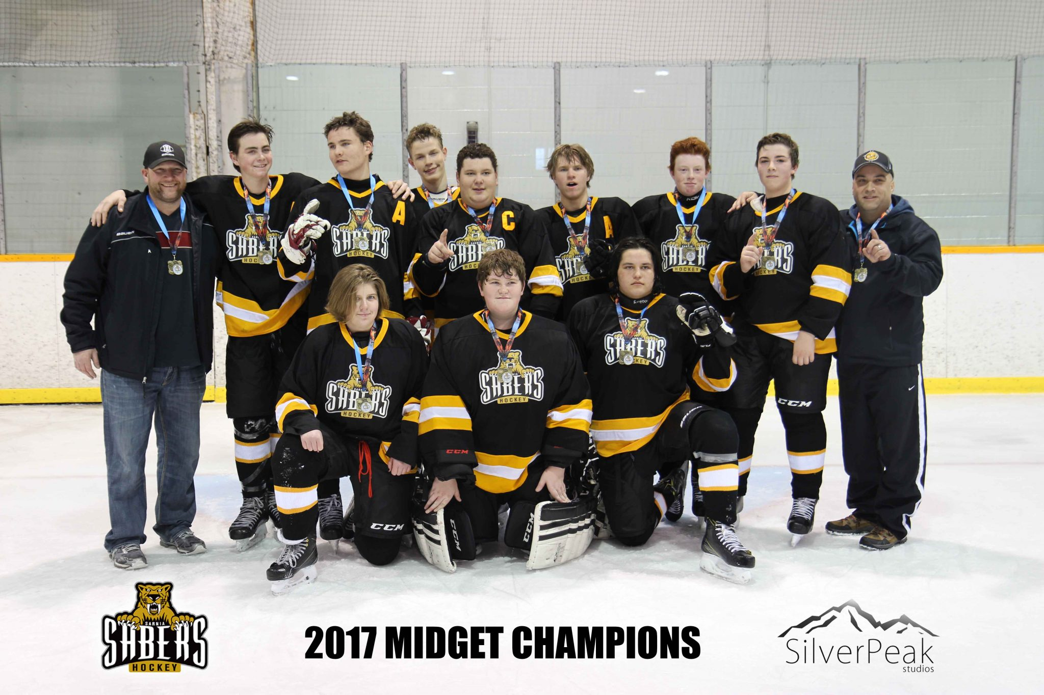 _Midget Tier 2 Team Black Champions
