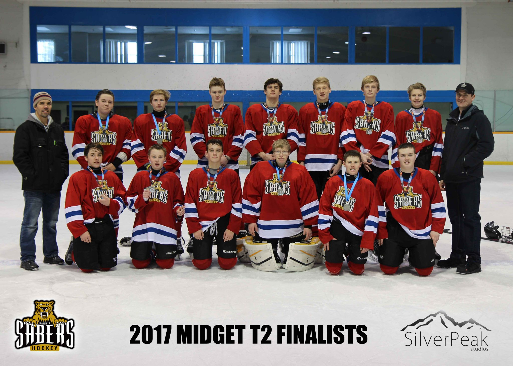 _Midget Tier 2 Team Red Finalists