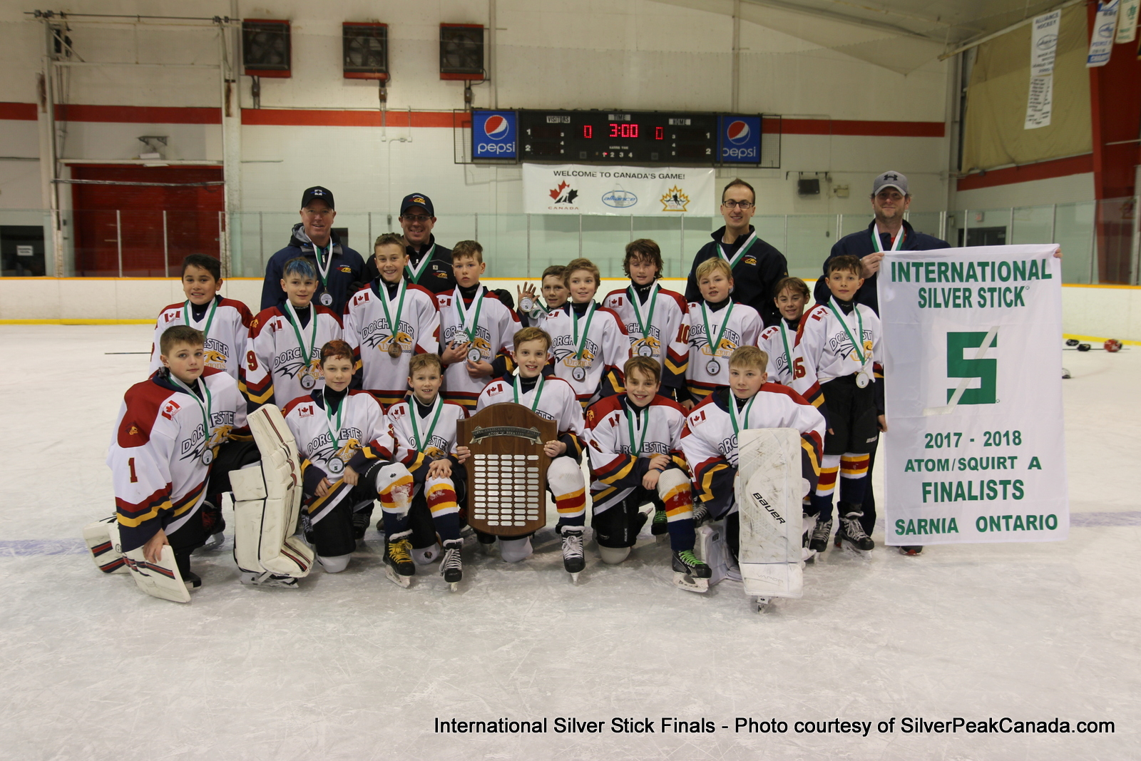 Silver Stick Finals Photos Sarnia SilverPeak Studios Action Photography Atom A Finalists