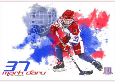 SilverPeakStudios-Sportrait-Sports-Portrait-Painting-Hockey-Customized-Action-Photo-01