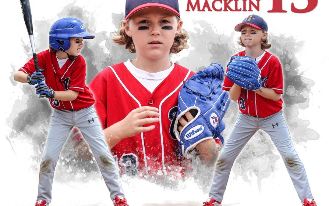 Booking Shoots for Baseball and Lacrosse