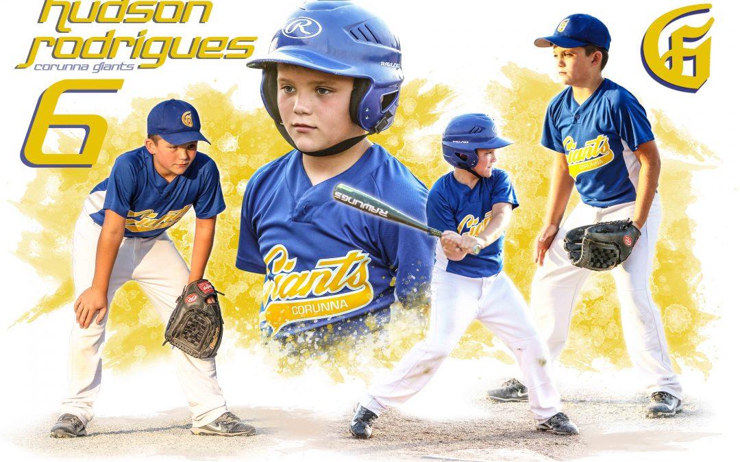 Corunna Giants Baseball – 2018 Summer