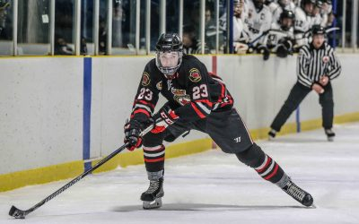 Sarnia Legionnaires Game – Action Shots Samples