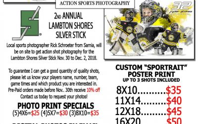 2nd Annual Lambton Shores Silver Stick Tournament