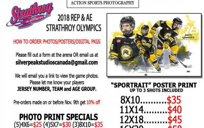 2018 Strathroy Olympics Rep & AE Tournament