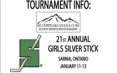 21st Annual Sarnia Girls Silver Stick – Jan. 11-13, 2019