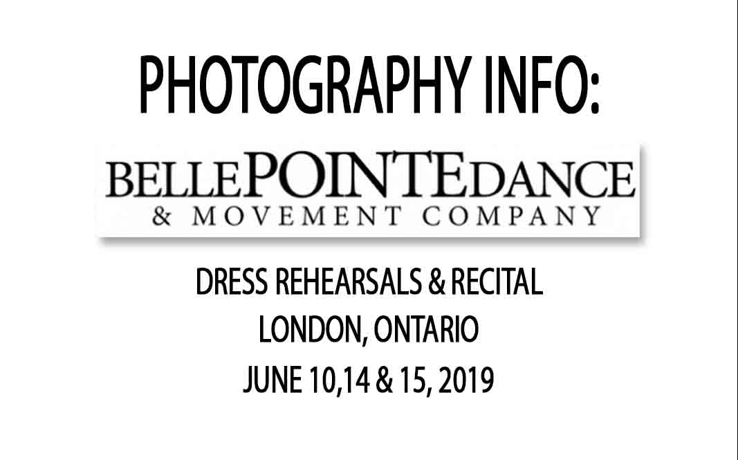 2019 Belle Point Dance Photography