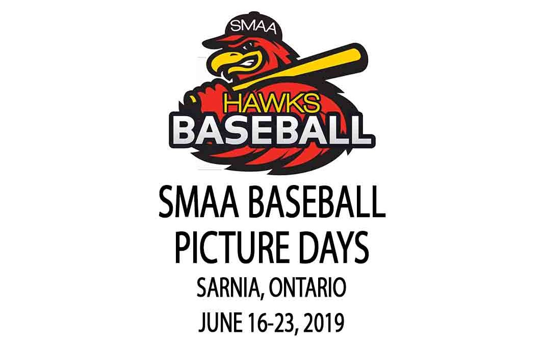 2019 SMAA Baseball Picture Days