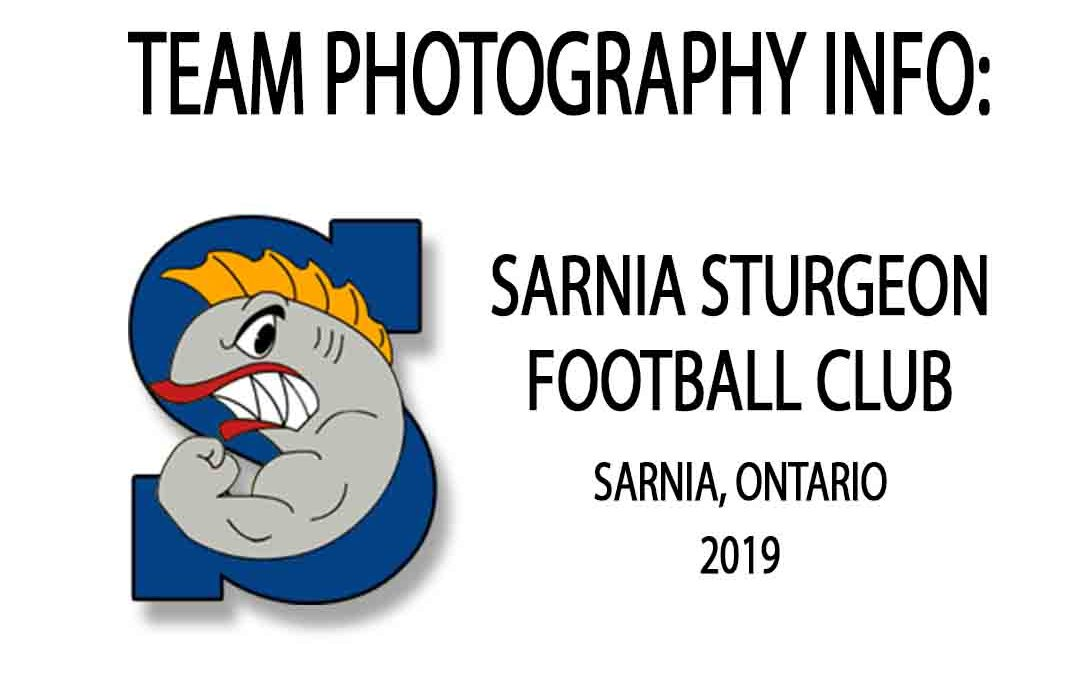 2019 Sturgeon Football Photography