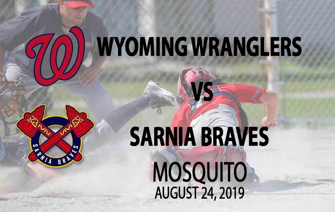 Mosquito Doubleheader Braves Vs Wranglers