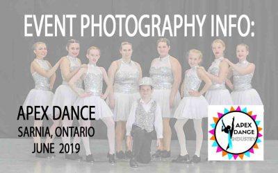 APEX Dance Industry Photoshoot