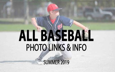 2019 Summer Baseball Round-Up