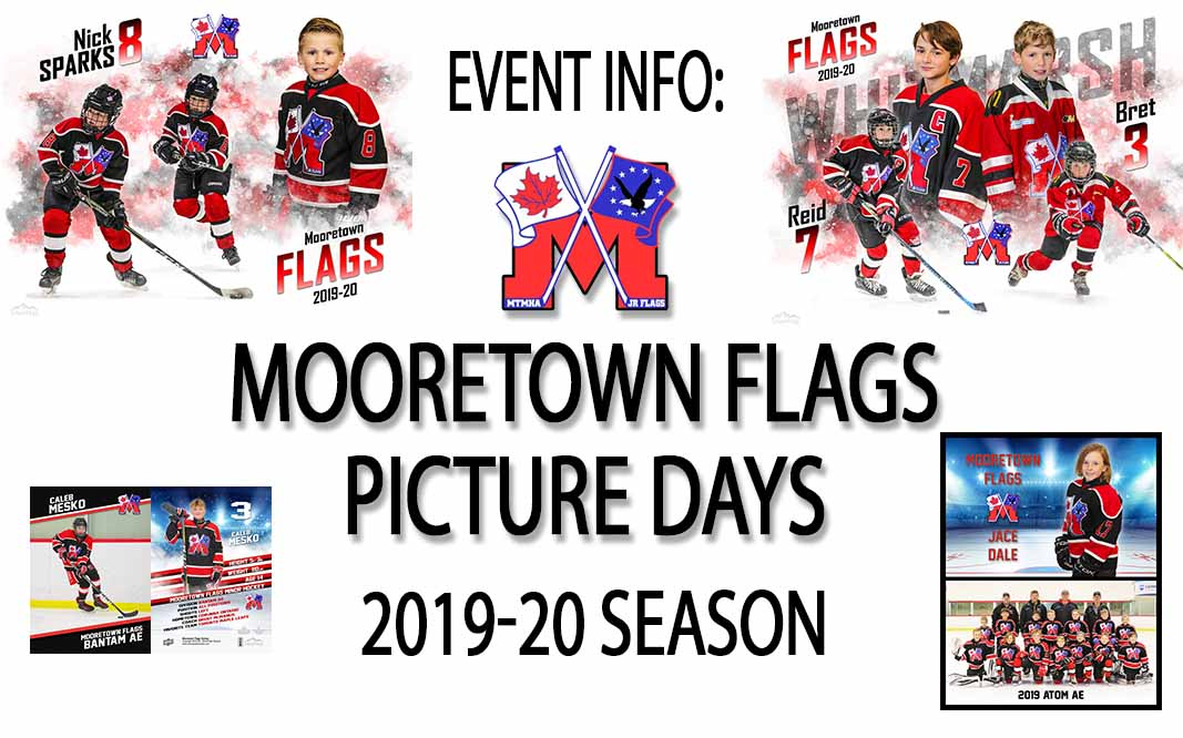 2019-20 Mooretown Minor Hockey Picture Days