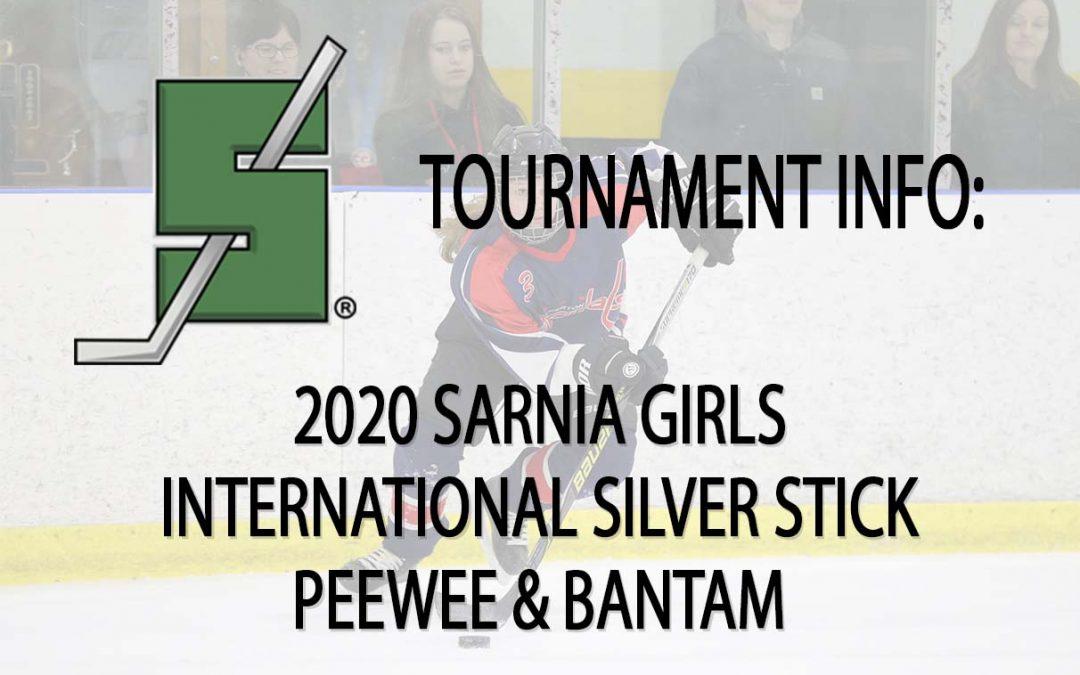 2020 Sarnia Girls Silver Stick – Photo Links